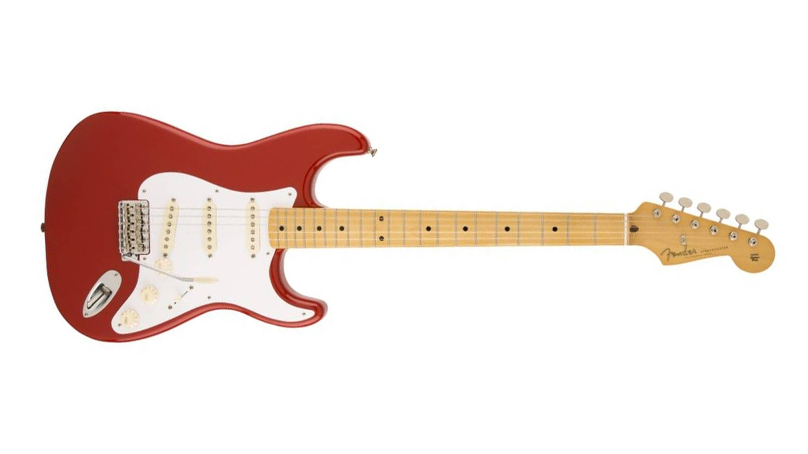 Fender Special Edition 50s Stratocaster Rangoon Red