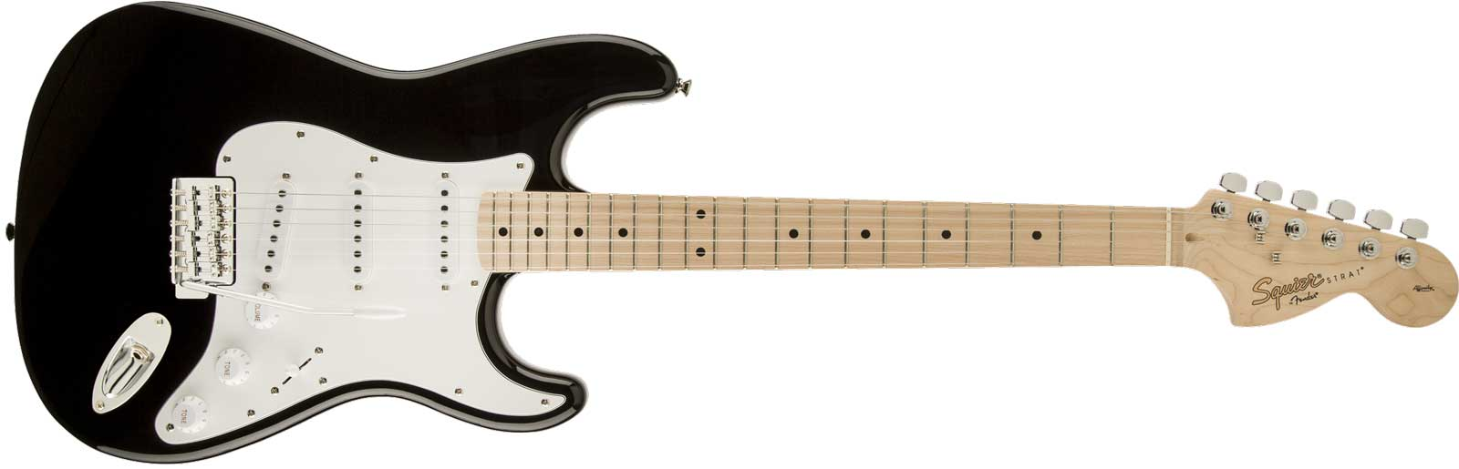 Squier Stratocaster Affinity MN Black