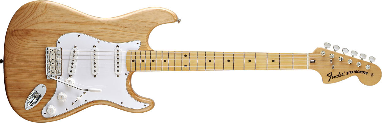 Fender 70s Classic Stratocaster MN NAT