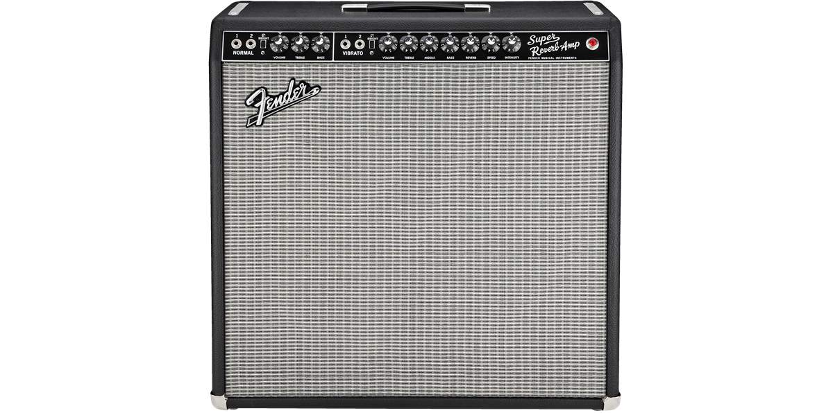 Fender ´65 Super Reverb