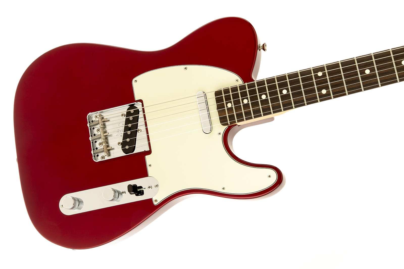 Fender 60 Classic Tele PF CAR Mexico