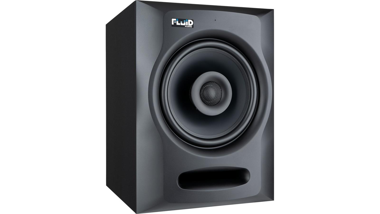 FluidAudio FX80 Studio Monitor aktiv