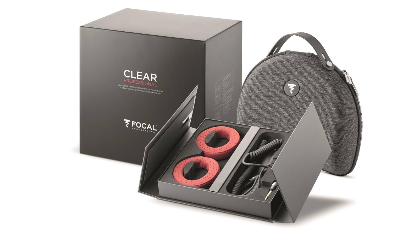 Focal Clear Professional Studiokopfhörer