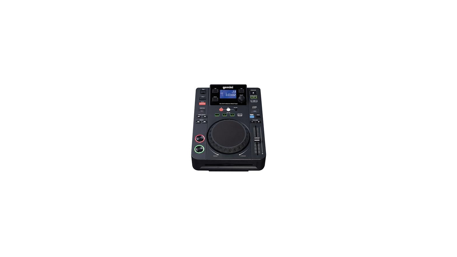 Gemini CDJ300 Player Single-CD/MP3 USB