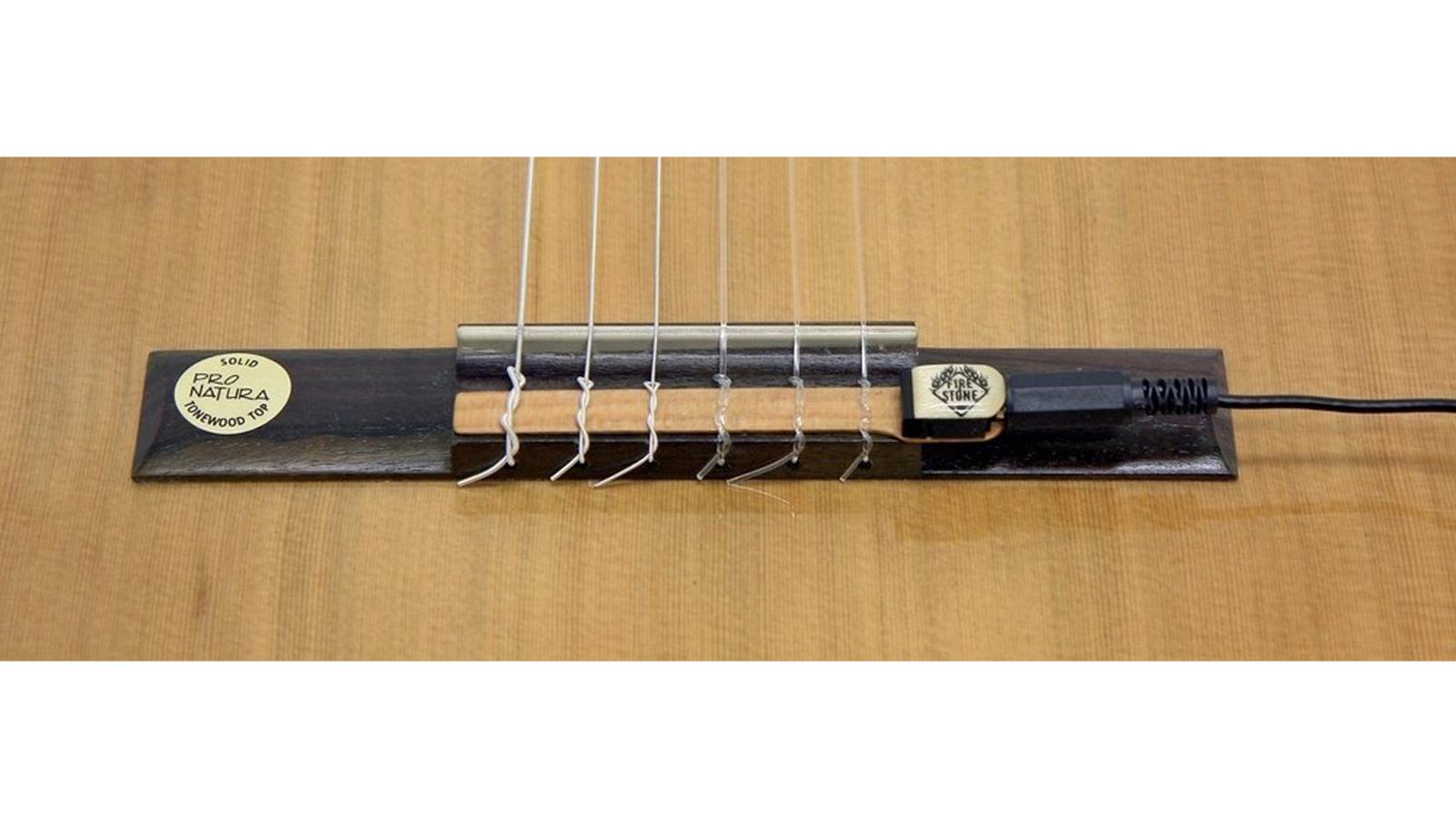 F&S  Tonabnehmer Konzert-Gitarre CG-1