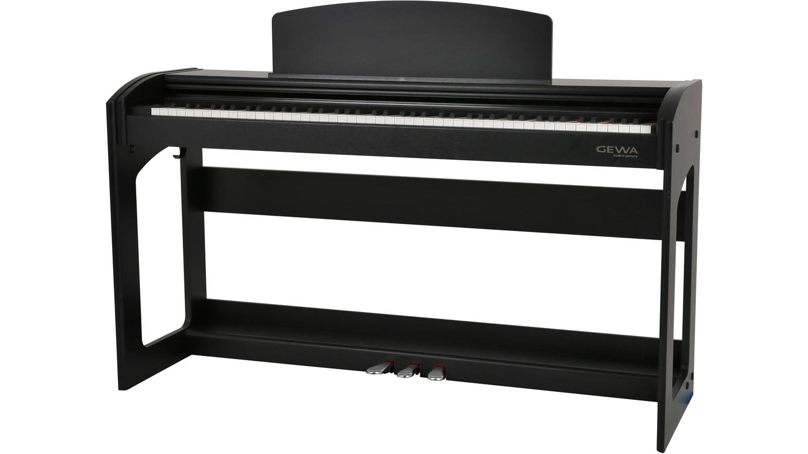 Gewa DP340G BK E-Piano schwarz matt