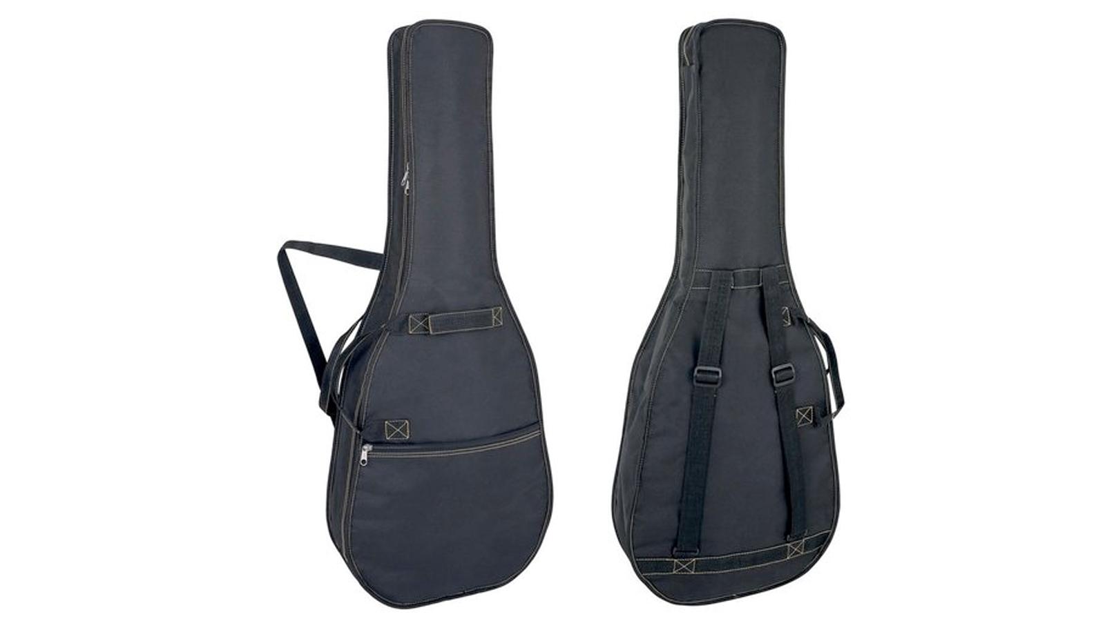 GEWApure Turtle Serie 103 Gigbag Konzertgitarre 4/4 schwarz