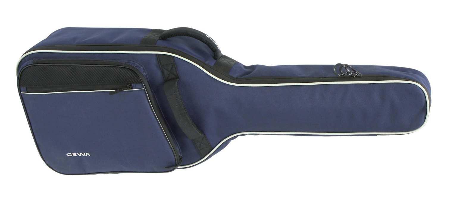 Gewa Gigbag Konzertgitarre 3/4 Eco blau
