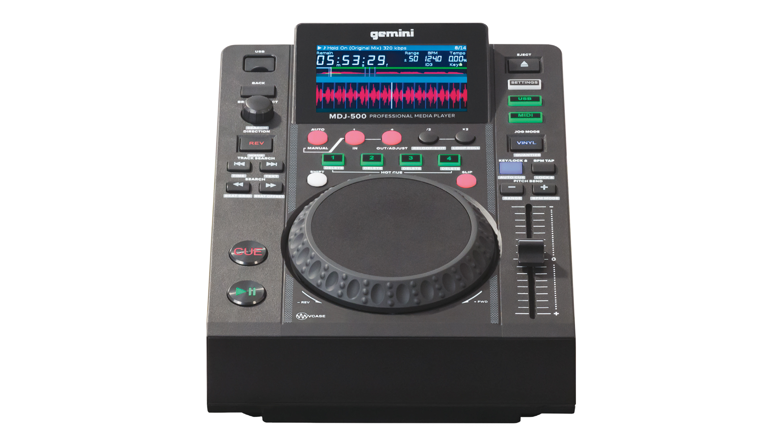 Gemini MDJ-500 Player