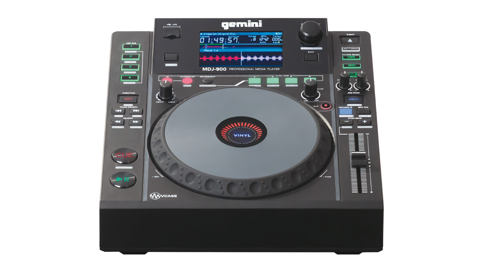 Gemini MDJ-900 Player