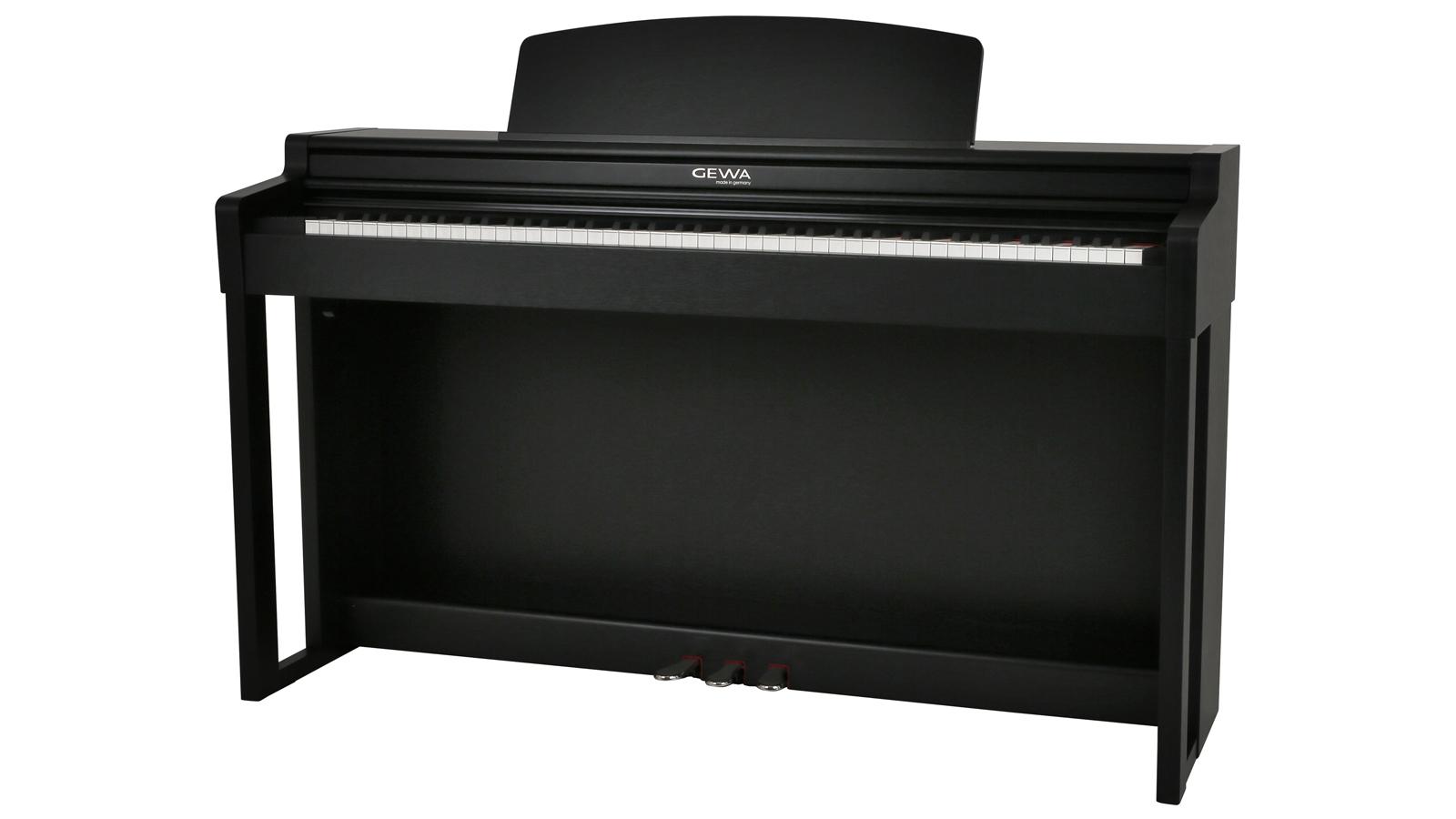 Gewa UP360G BK E-Piano schwarz matt