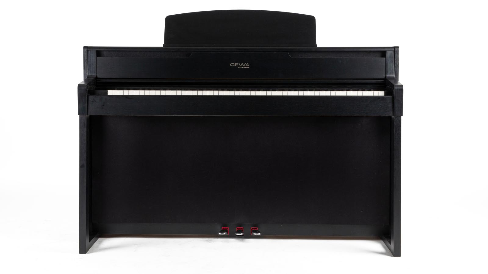 Gewa UP400 BKM Digital-Piano schwarz matt