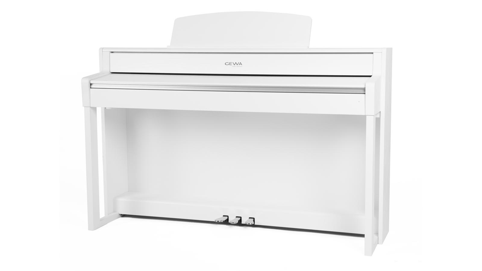 Gewa UP380G WH E-Piano Weiß matt
