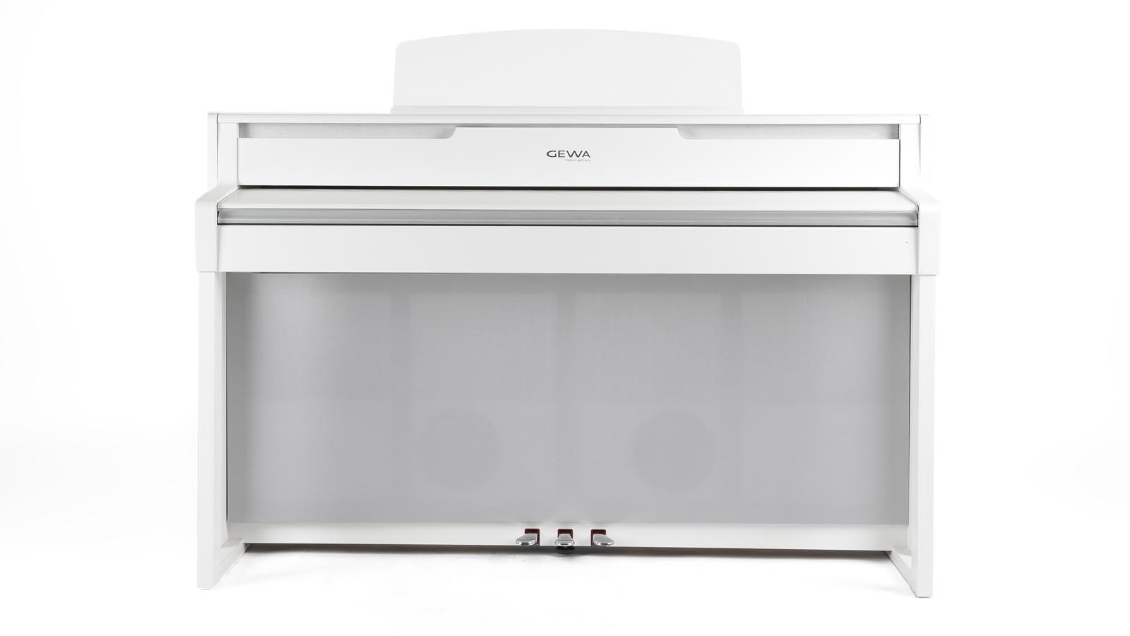 Gewa UP400 WH Digital-Piano weiß matt