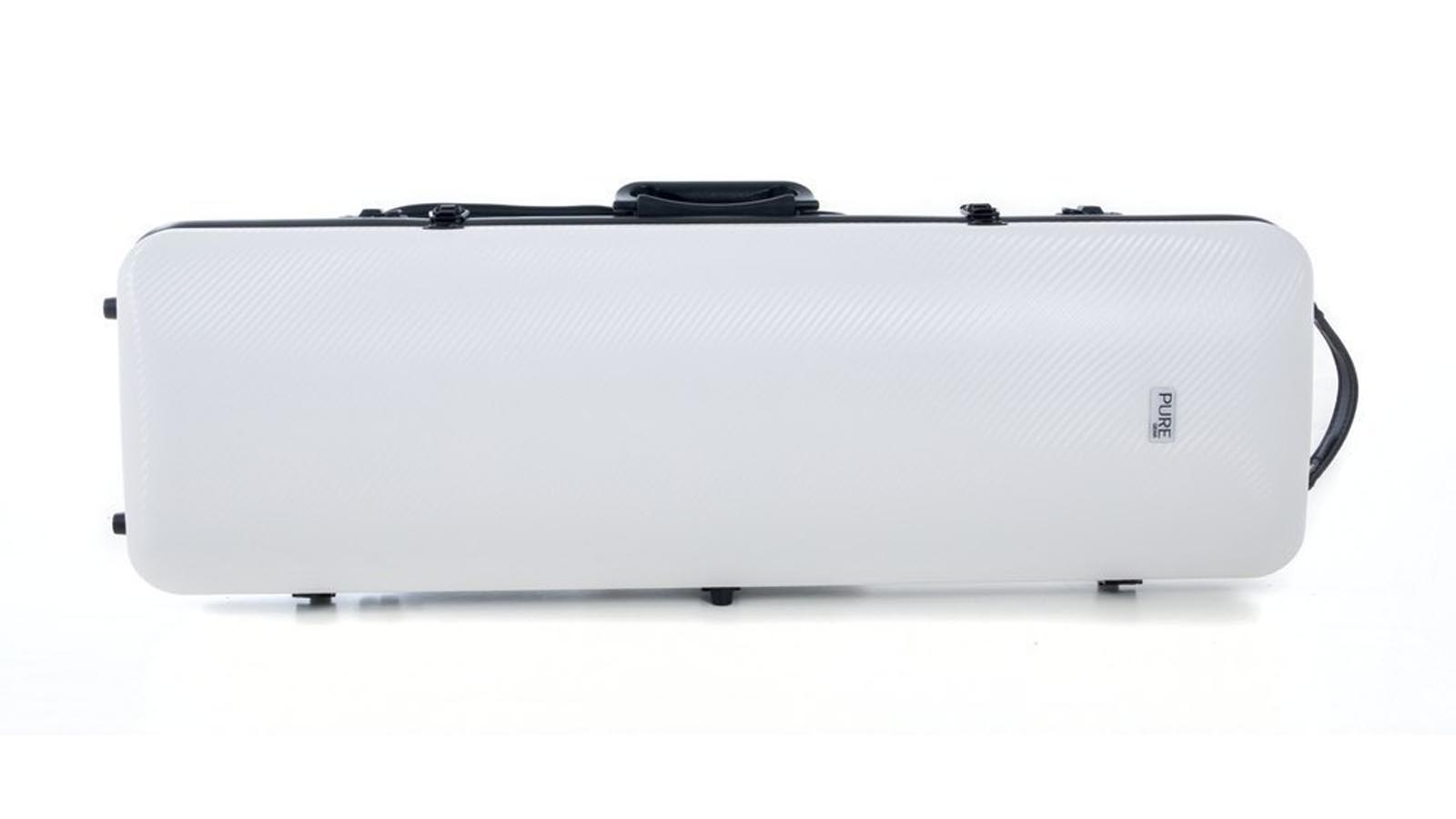 Gewa Violinkoffer Polycyrbonat Weiß
