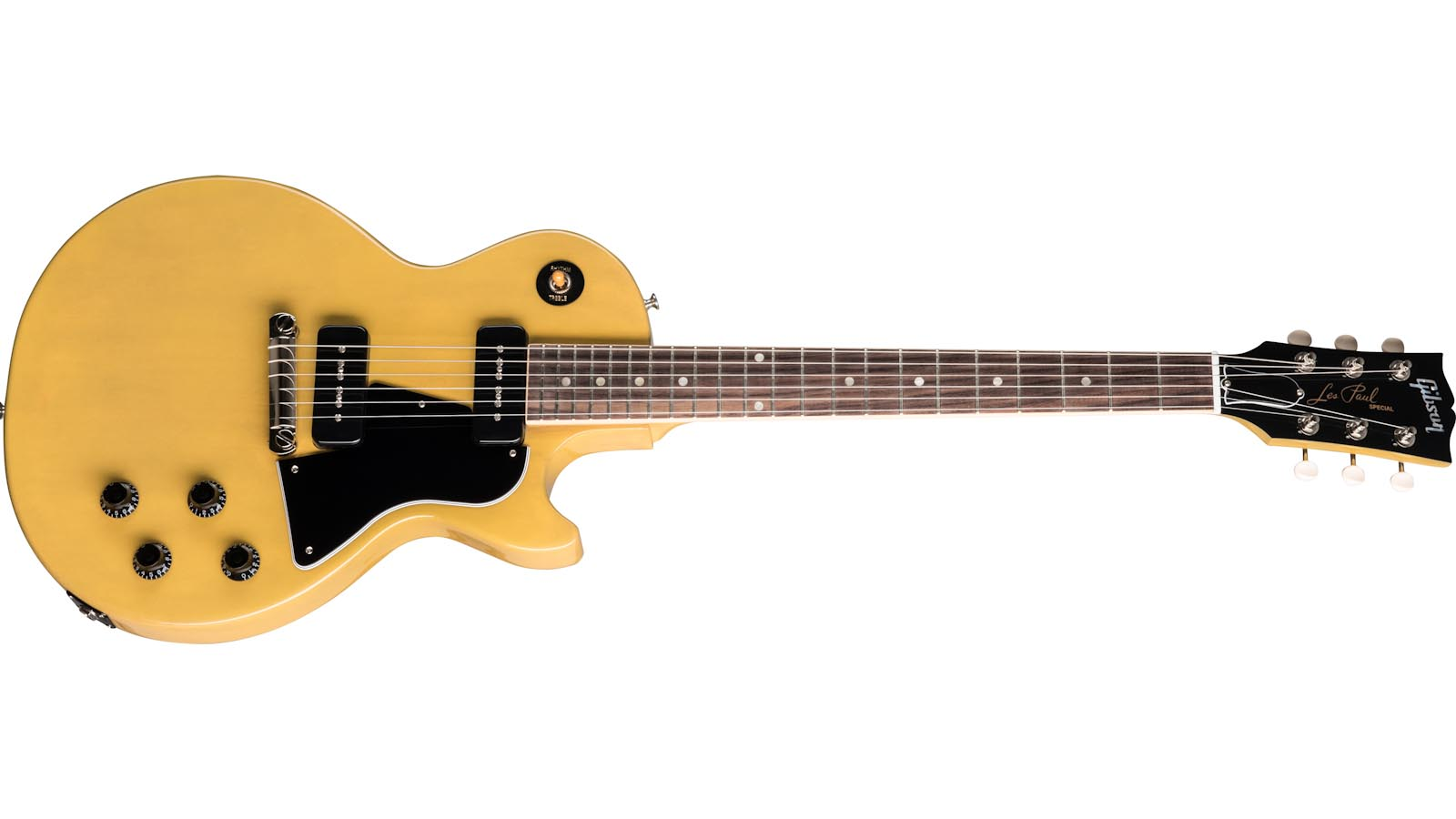 Gibson LP Special TV Yellow