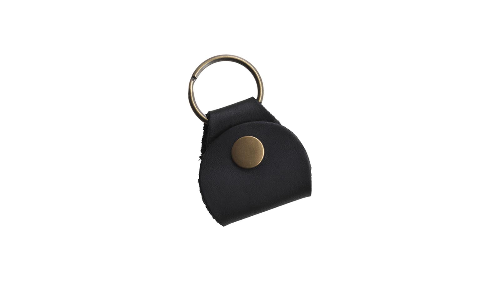 Gibson Premium Leather Pickholder Schlüsselanhänger