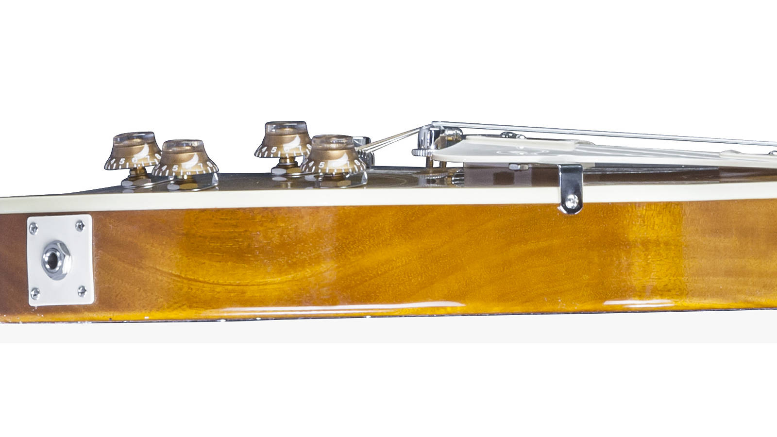 Gibson 2016 Standard Historic 1957 Les Paul Goldtop Antique Gold Gloss