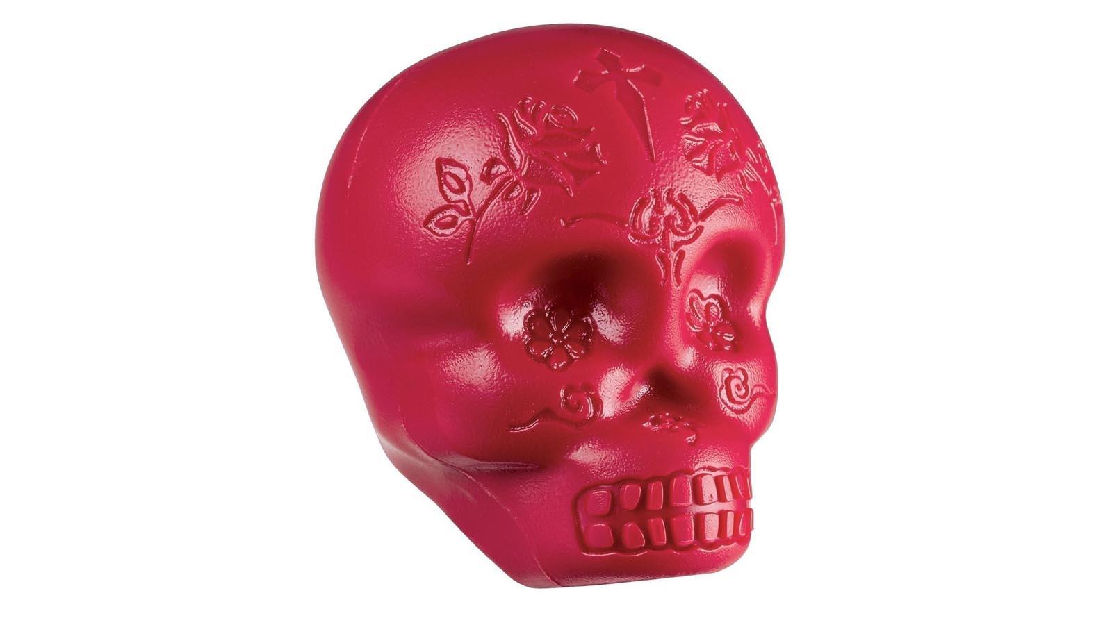 Sugar Skull Shaker red LP006-RD