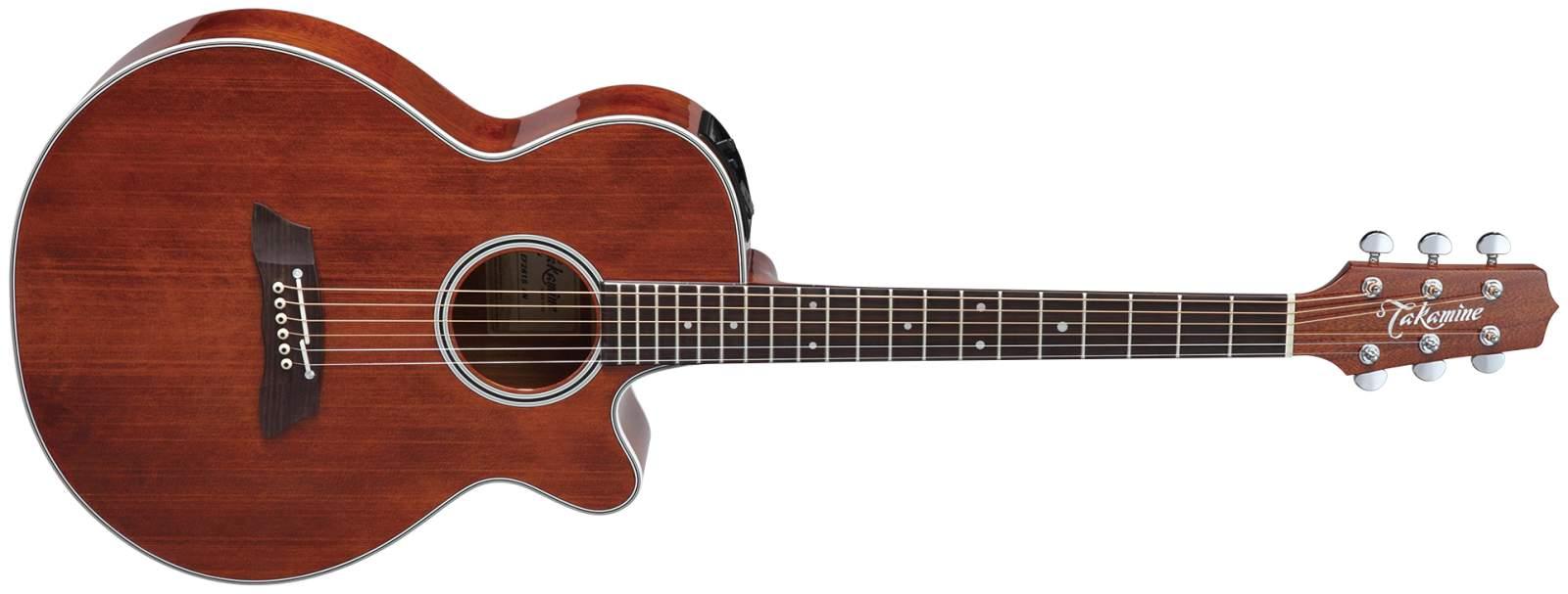 Takamine EF-261 SAN Westerngitarre