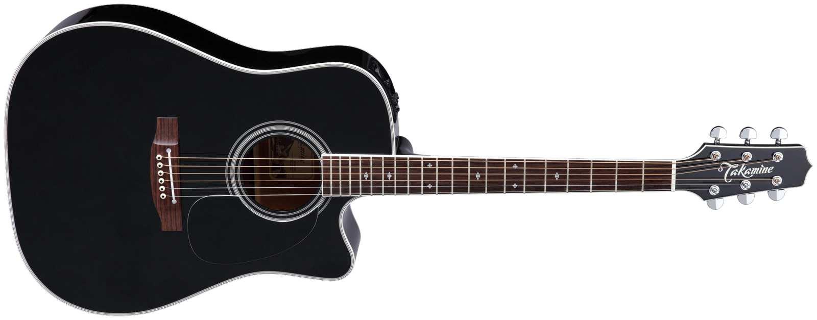 Takamine EF341SC Westerngitarre