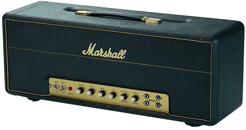 Marshall 1959 SLP Jimi Hendrix 100 Watt Topteil