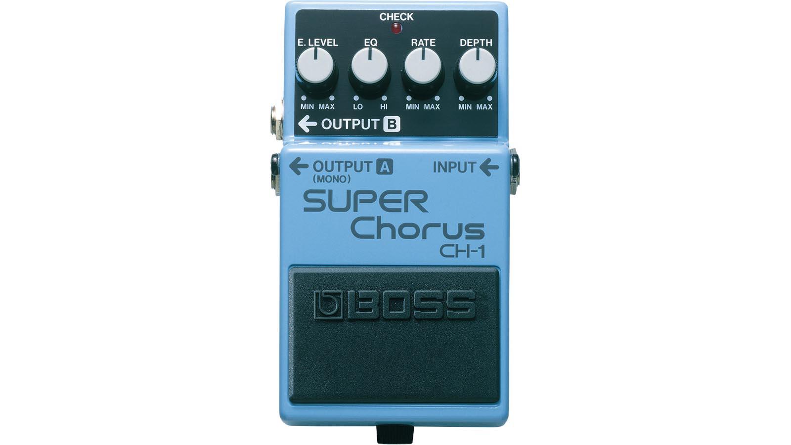 Boss CH-1 Super Chorus Stereo