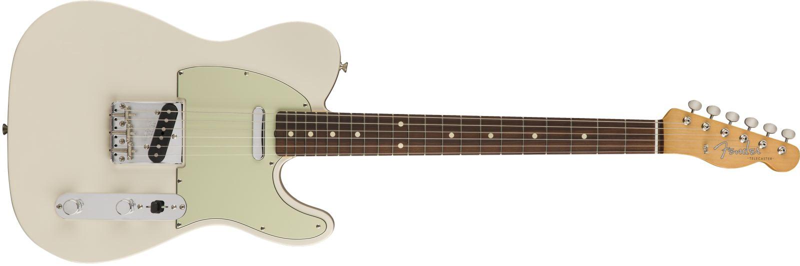 Fender 60 Classic Telecaster PF OW