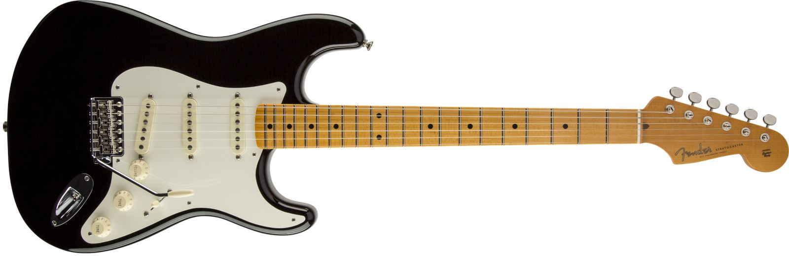 Fender Eric Johnson Stratocaster BK