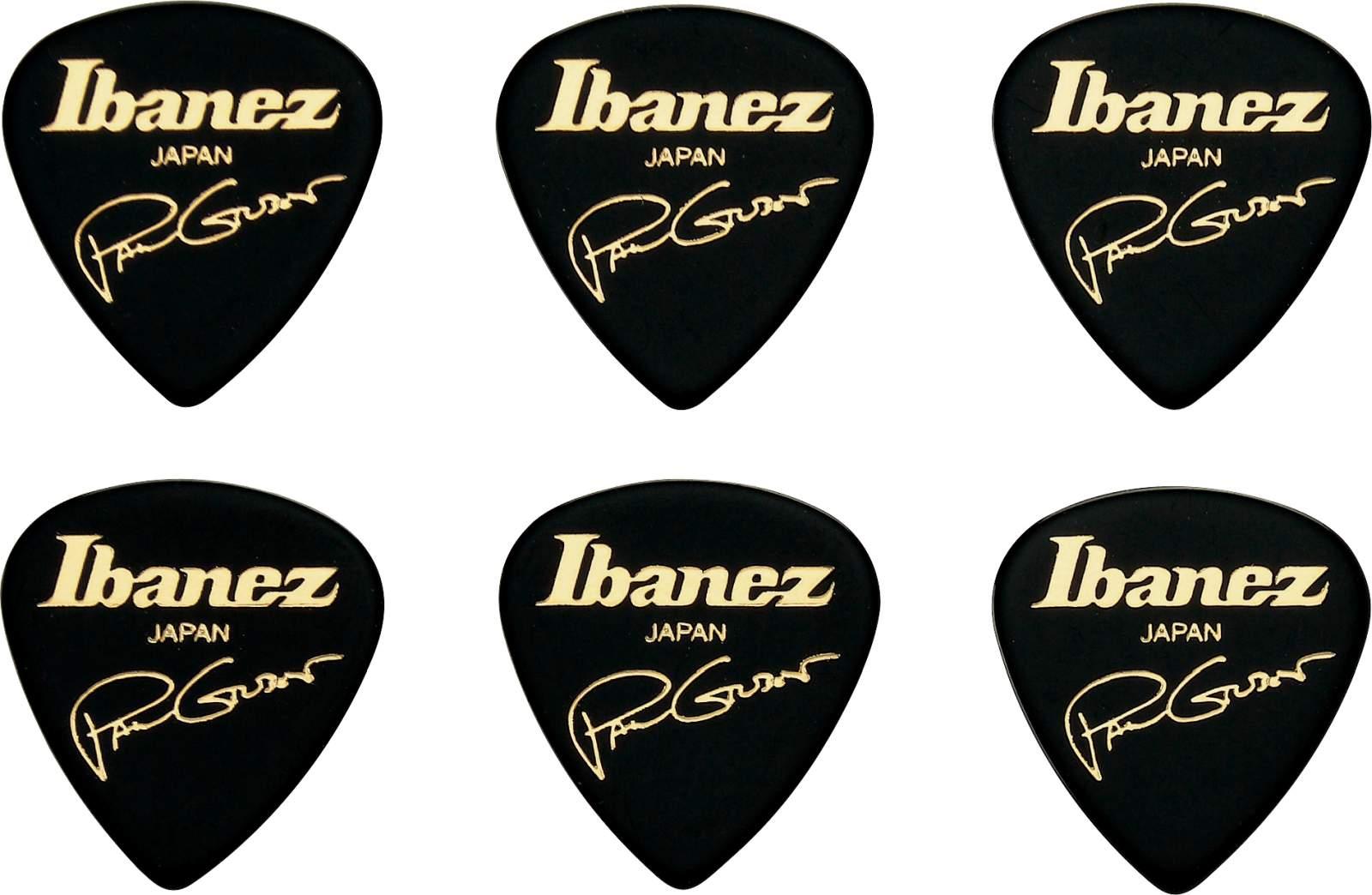 Ibanez Picks Paul Gilbert heavy B1000PG-BK