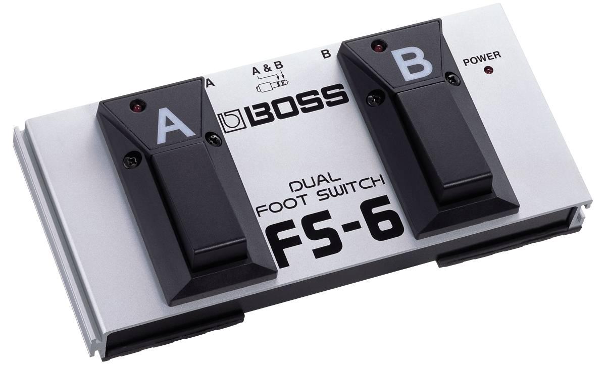 Boss FS-6 Doppel-Fußtaster/-Schalter