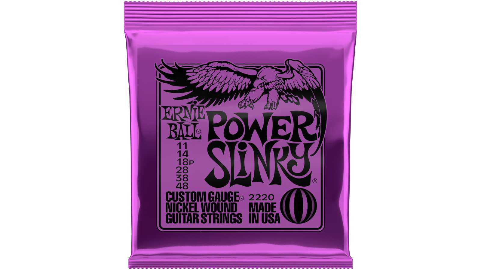 Ernie Ball EB-2220 Power Slinky Saiten 011-048