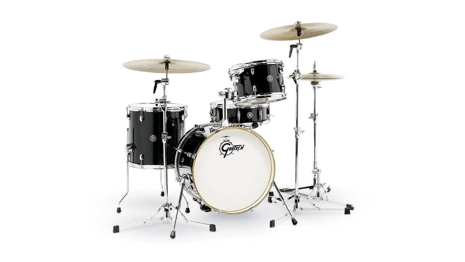 Gretsch Catalina Jazz Drumset Piano Black