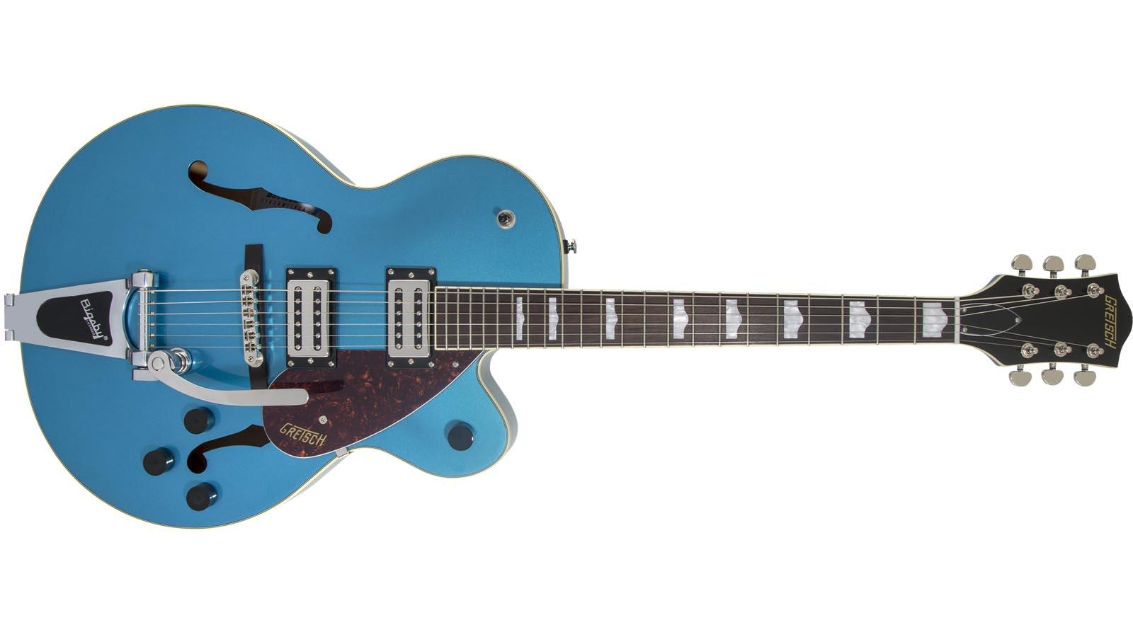 Gretsch Guitar G2420T Streamliner LRL RVB Riviera Blue