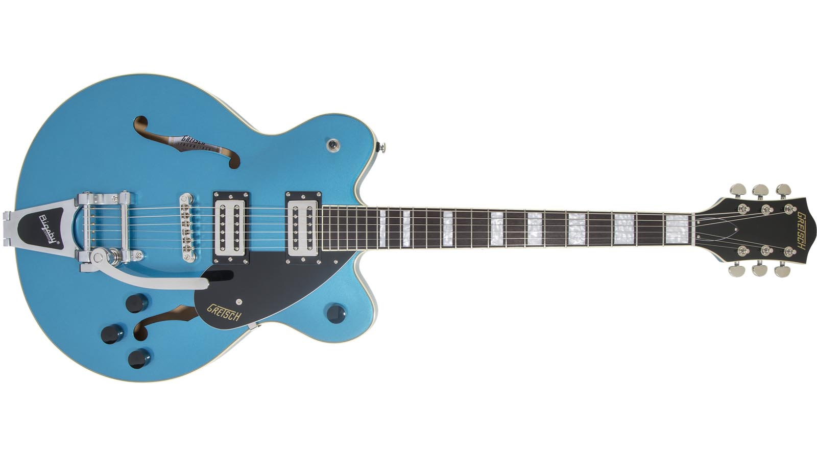 Gretsch Guitar G2622T Streamliner LRL RVB Riviera Blue