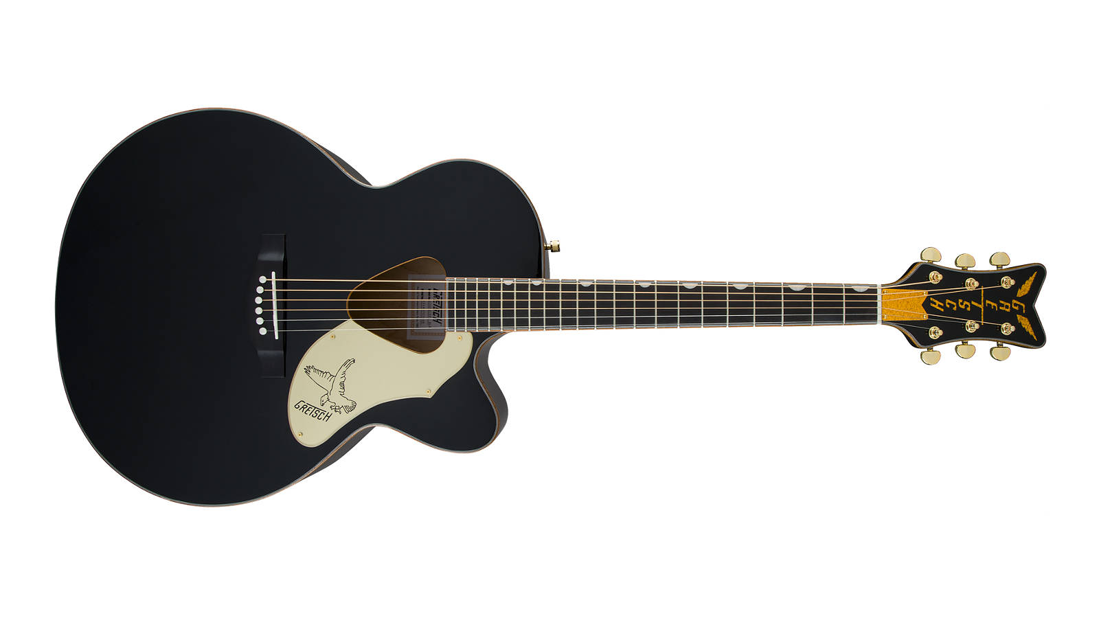 Gretsch G5022CBFE Rancher Falcon Black