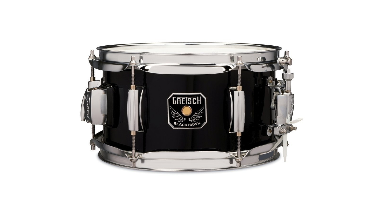 Gretsch Snare Drum 10x5,5 Blackhawk Mighty Mini