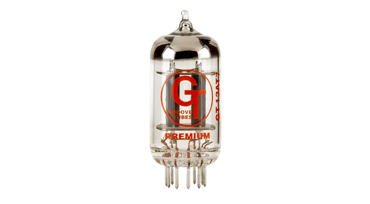Groove Tubes GT-12AT7 Preamp Tube