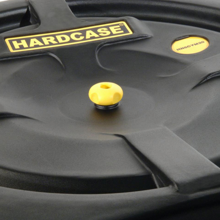 "Hardcase HN9CYM22 Cymbalcase 22"""