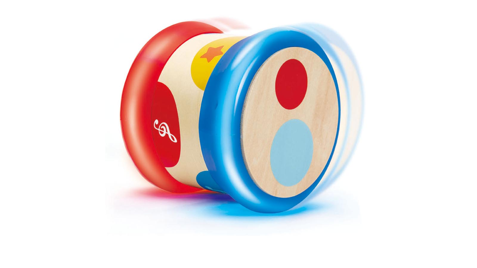 Hape Spielzeug Baby-Trommel