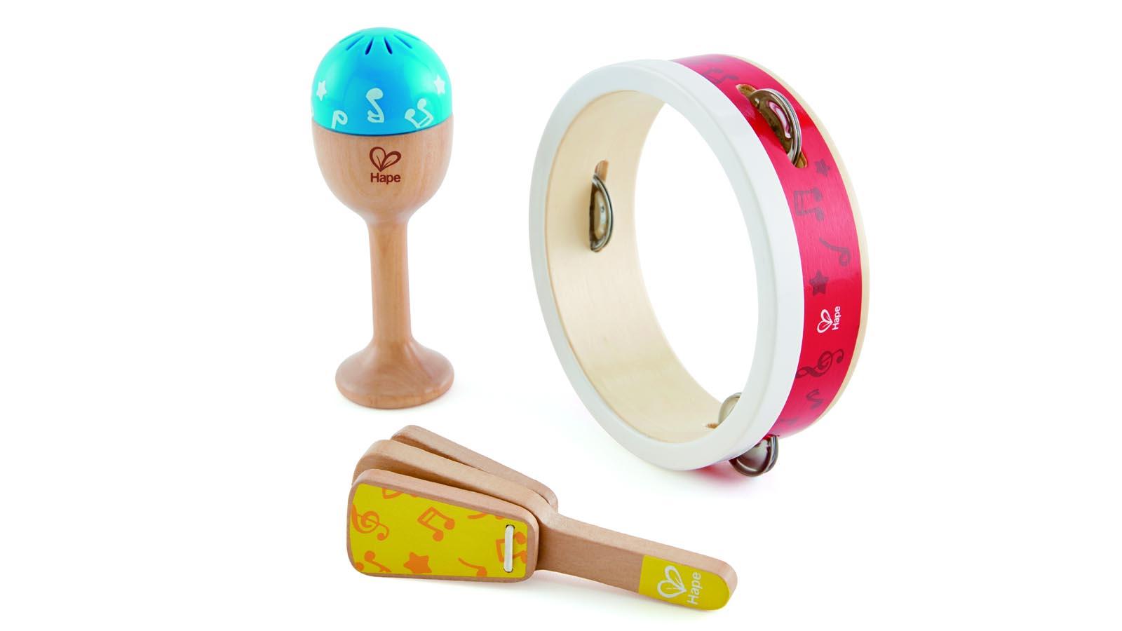 Hape Spielzeug Junior Perkussion Set