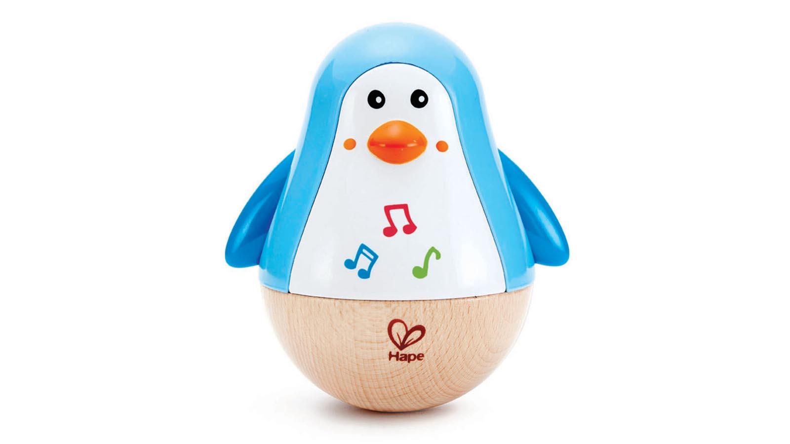 Hape Spielzeug Stehauf-Pinguin