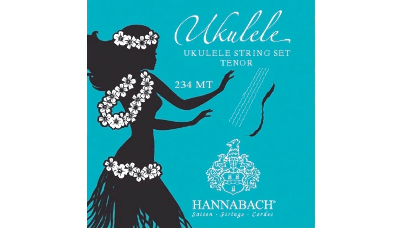 Hannabach 234MT Saiten für Tenor Ukulele
