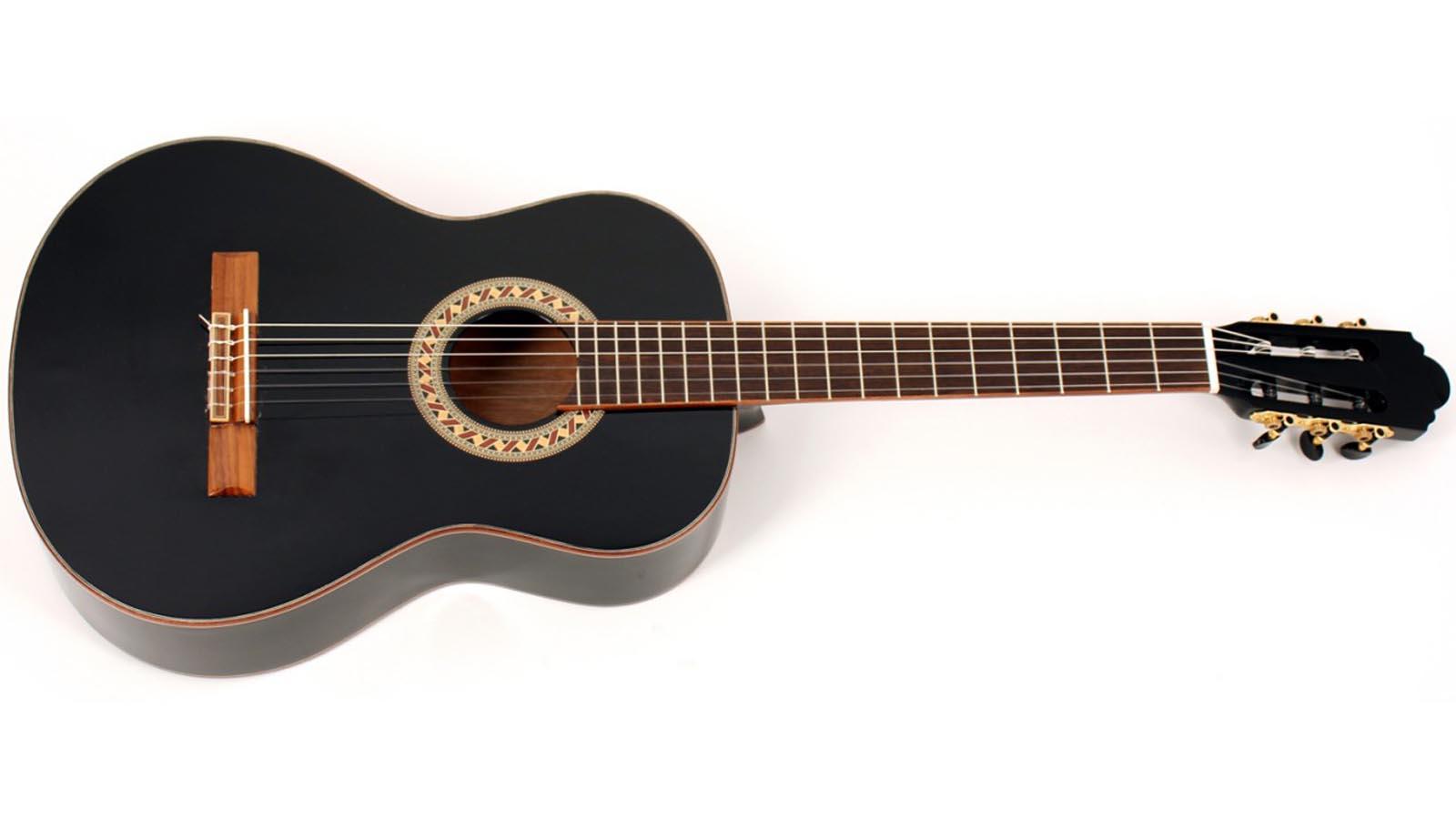 Höfner HC-504 4/4 BK Konzertgitarre