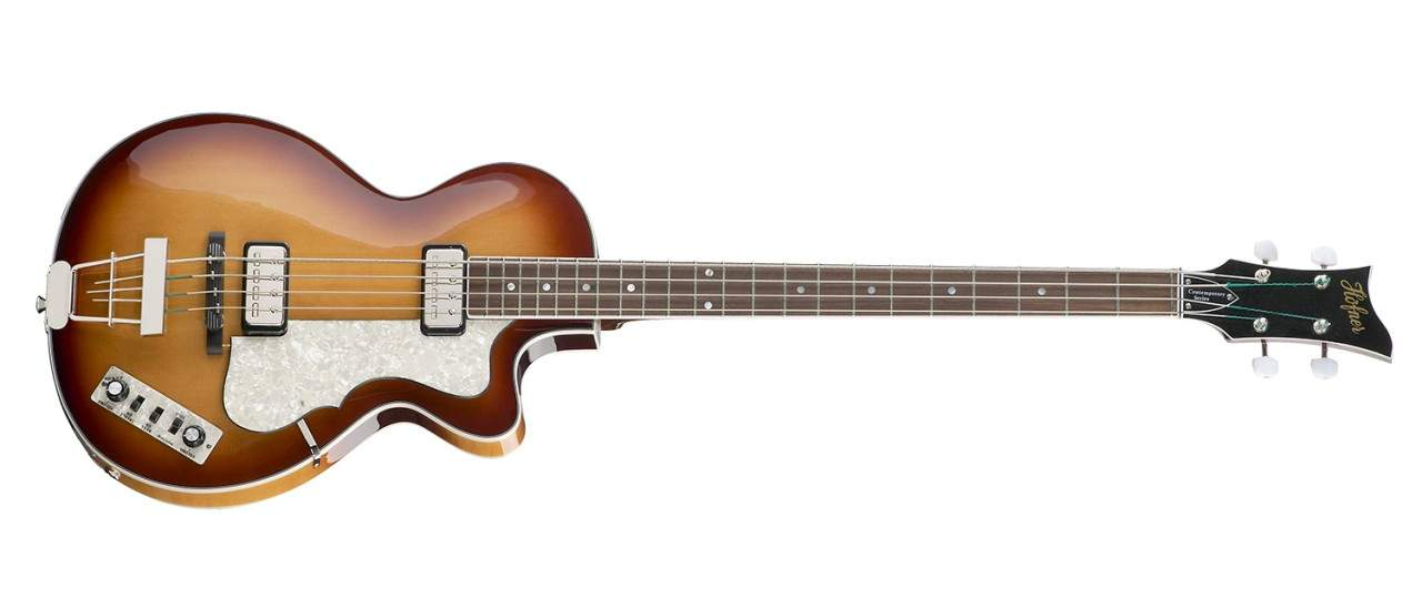 Höfner HCT-500/2 SB Club Bass Shortscale