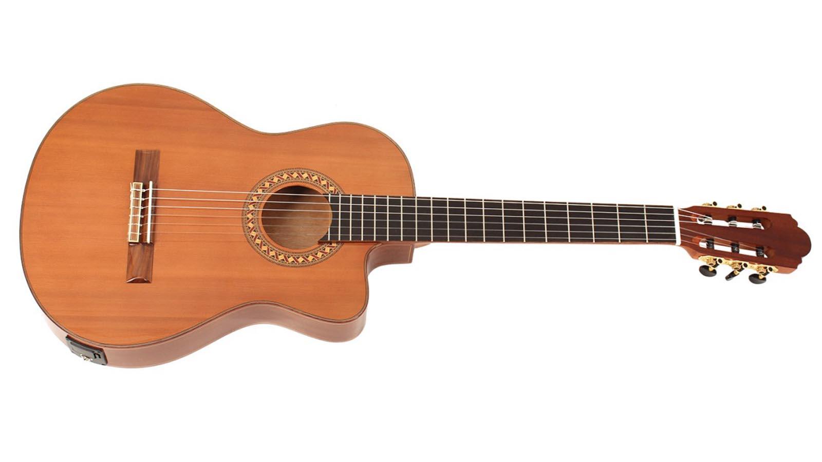 Höfner HC-504 TCE Konzertgitarre