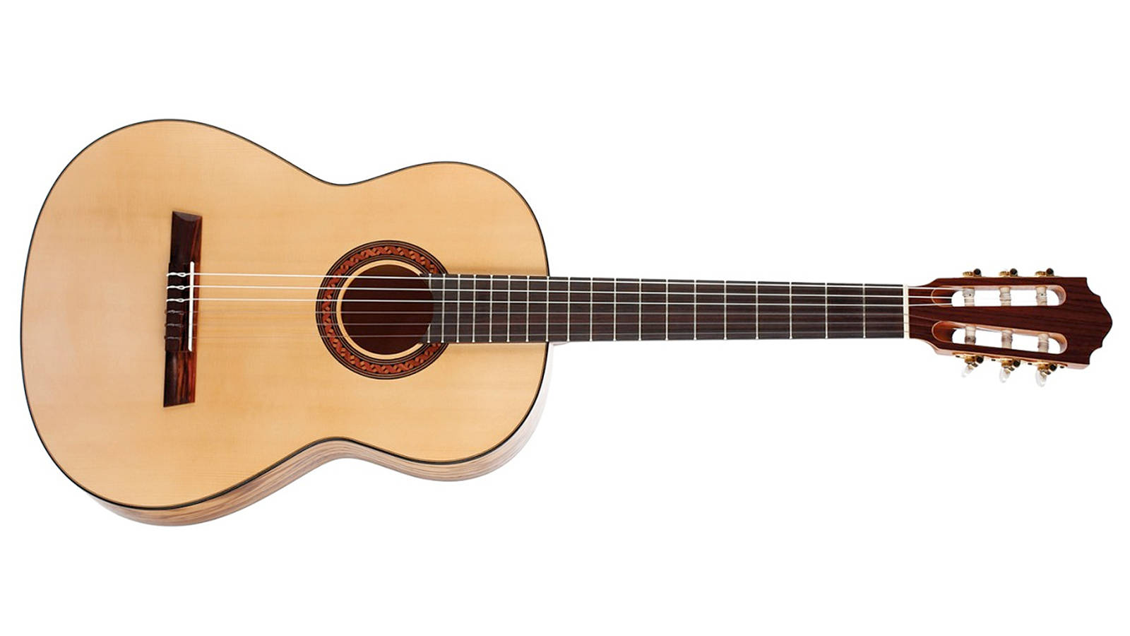 Höfner HLE-ZEF Limited Edition Konzertgitarre