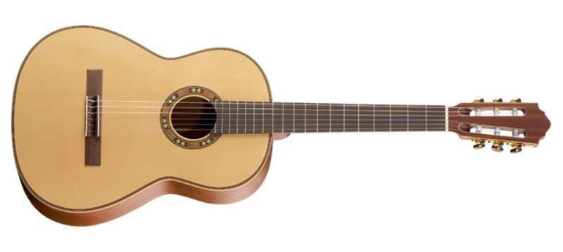 Höfner HM-65 F Konzertgitarre