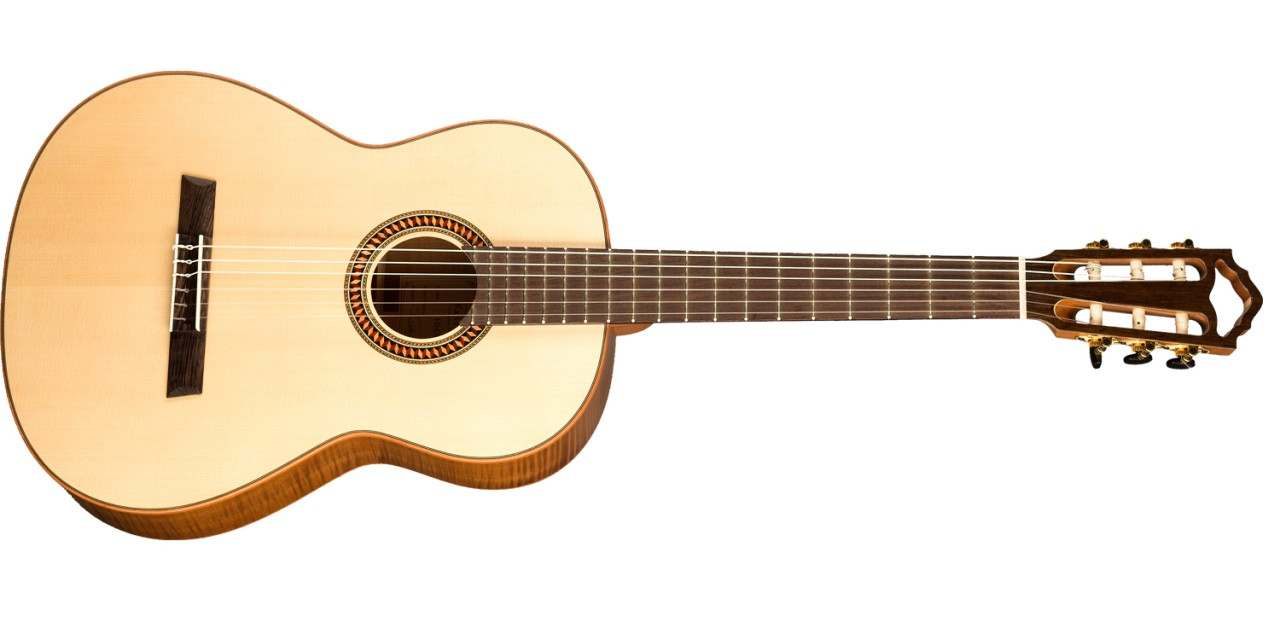 Höfner HM-83 Konzertgitarre vollmassiv