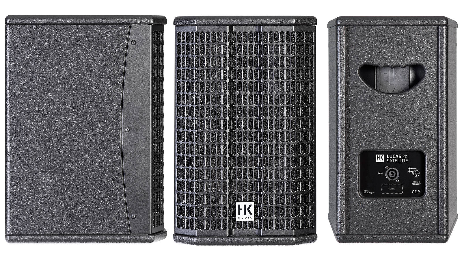 HK-Audio LUCAS 2K15 System